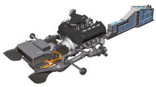 Illustration for article titled ENGINE SWAP! ENGINE SWAP! ENGINE ENGINE SWAP!!!