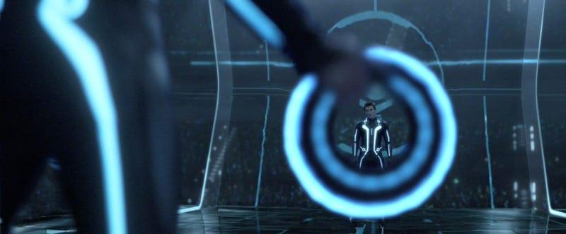 Illustration for article titled Does Tron Legacy's secret cameo reveal Tron 3's next villain?
