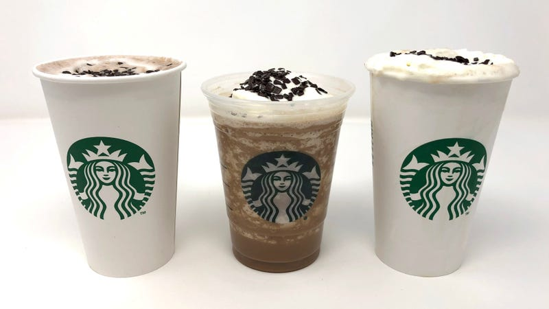Strike Up The Bland Starbucks Black And White Mocha Collection Is