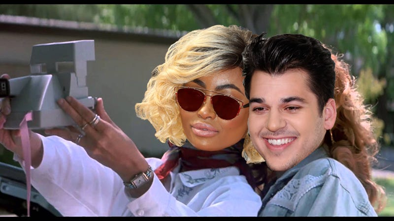 Illustration for article titled Rob Kardashian Drove 26 Hours to Pick Up Blac Chyna After She Was Arrested In Texas