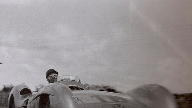 When the germans came to formula one for Garage jean behra