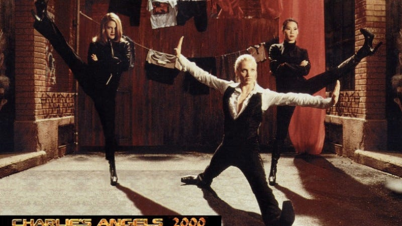 A still from Charlie's Angels