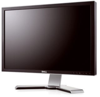 Illustration for article titled Dell UltraSharp 2408WFP 24-Inch Widescreen Display Crammed With DisplayPort, 12 More