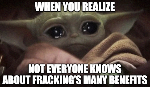 The Secret History and Uncertain Future of Big Oil's Unfunniest Meme Website