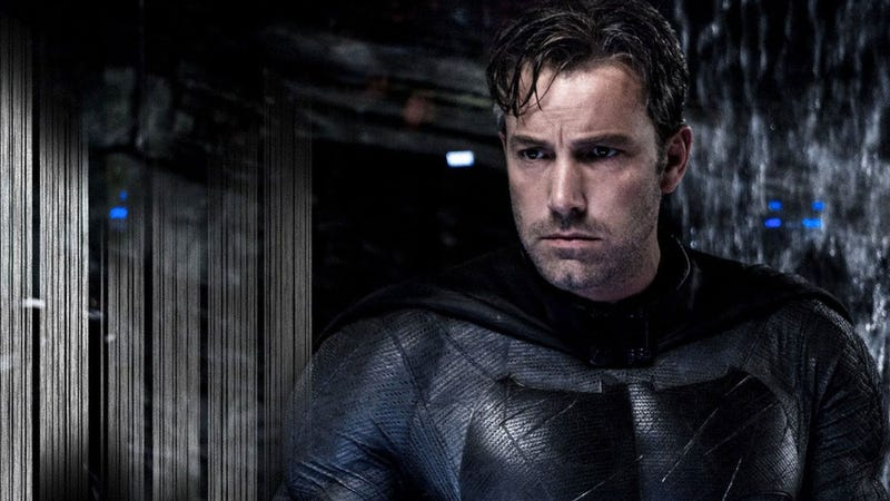 """Illustration for article titled Ben Affleck rompe el silencio acerca de su renuncia a ser Batman: """"no pude lograrlo"""""""