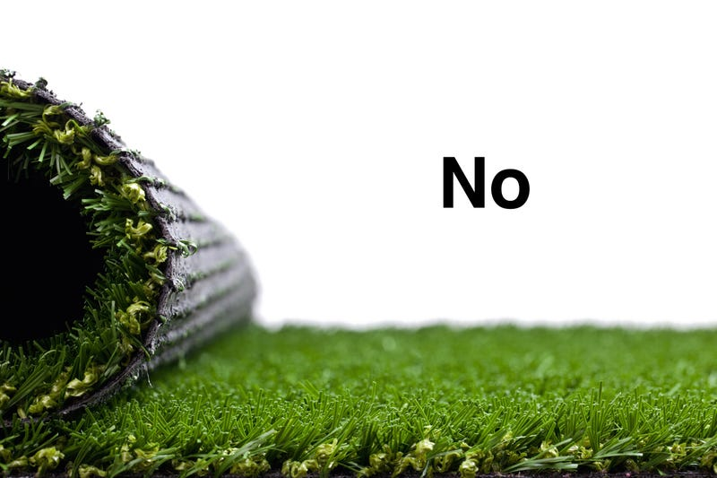 Illustration for article titled Quit Astroturfing Your Lawns, California—Just Get Rid of Them.