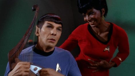 Has Everyone Forgotten What Star Trek Is Supposed to Be?