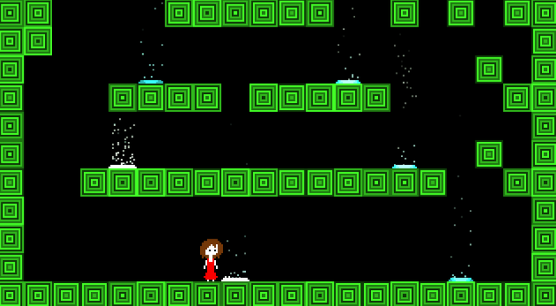 warpmaze, the final entry in Steve Cook's list of 1,000 freeware games.