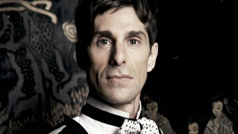 Illustration for article titled Perry Farrell