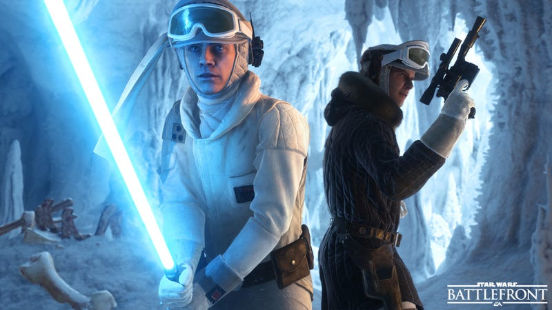 Illustration for article titled Star Wars: Battlefront Finally Getting New DLC This Week