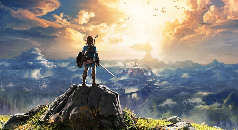 Illustration for article titled Here's Breath Of The Wild Running On A PC