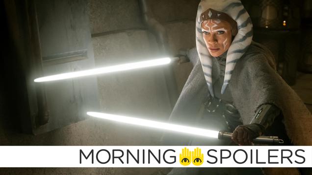 Star Wars  Ahsoka Show Is on the Hunt for a Familiar Rebels Hero
