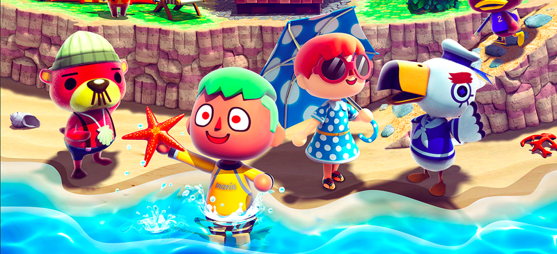 Illustration for article titled Animal Crossing Fans Want More Than Just White Skin Colors In New Leaf [UPDATE]