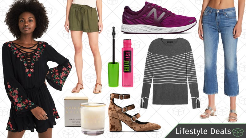 Illustration for article titled Tuesday's Best Lifestyle Deals: Joe's New Balance, American Eagle, Old Navy, and More