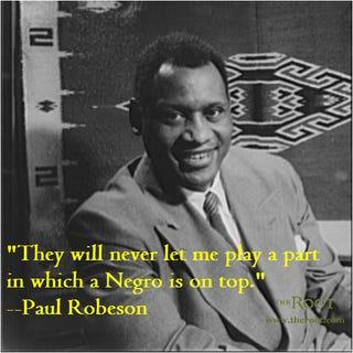 Paul Robeson (Wikimedia Commons)