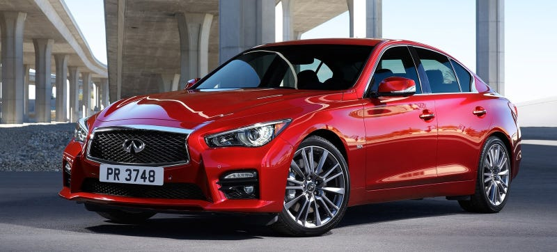 I File The Infiniti Q50 Under U201ccars I Wasnu0027t Blown Away With At First But  Have Steadily Grown On Me Over The Years.u201d I Have A Feeling Itu0027s About To  Grow ...