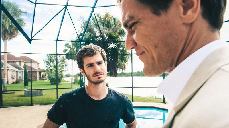 Illustration for article titled Michael Shannon is greed incarnate in Ramin Bahrani's overwrought 99 Homes