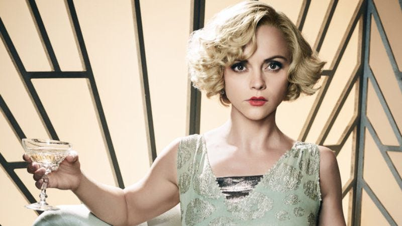 Christina Ricci as Zelda Fitzgerald (Photo: Amazon)
