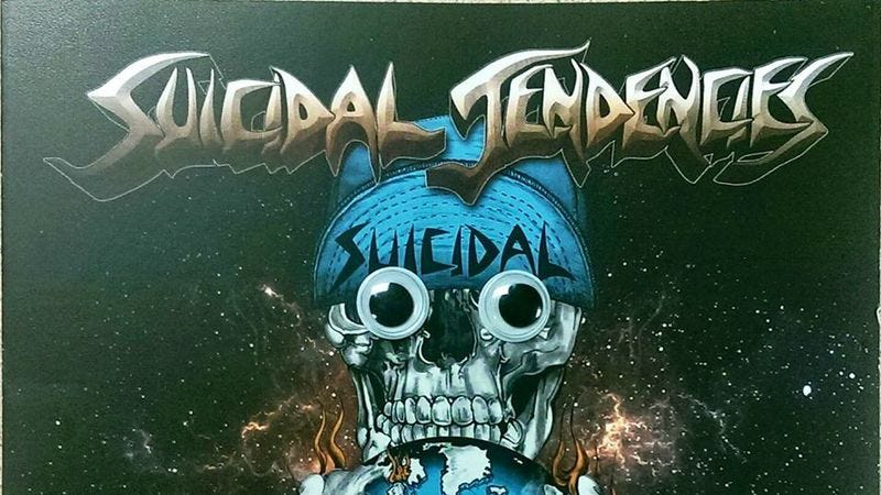 Photo: Metal Albums With Googly Eyes Tumblr