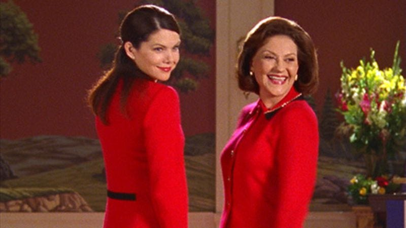 """Illustration for article titled Gilmore Girls: """"Like Mother, Like Daughter""""/""""The Ins And Outs Of Inns"""""""