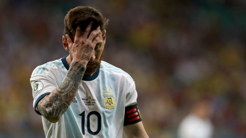 Copa América Has Been A Horrible Mess So Far
