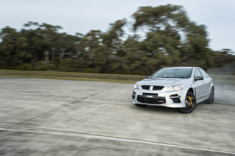Illustration for article titled Vauxhall VXR8 GTS Is Holden's Last Declaration of Awesomeness