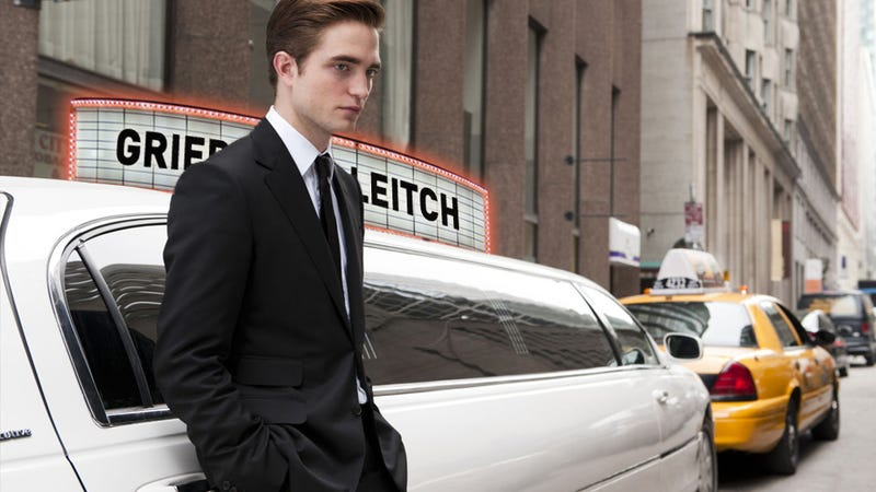 Illustration for article titled Interview With The Vampire. Cosmopolis (Starring Robert Pattinson), Reviewed.