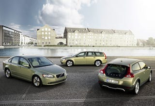 Illustration for article titled Volvo DRIVe Lineup Coming To Paris, Bringing 60 MPG-Plus Fuel Economy With It