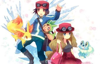 Illustration for article titled Pokemon X & Y  TAY Trading/Battling Info/Friend Codes!