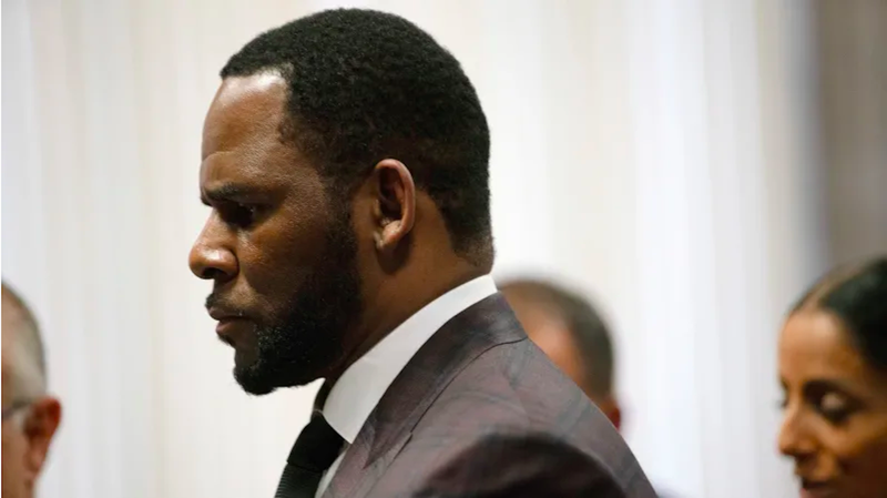 Illustration for article titled R. Kelly Is Glad to Be in Solitary Confinement
