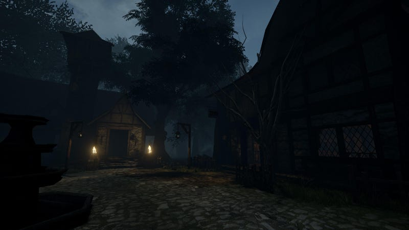 Illustration for article titled World of Warcraft's Duskwood is Chilling in Unreal Engine 4