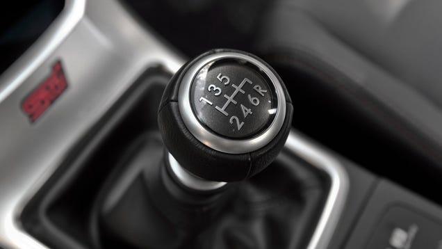list of manual transmission cars