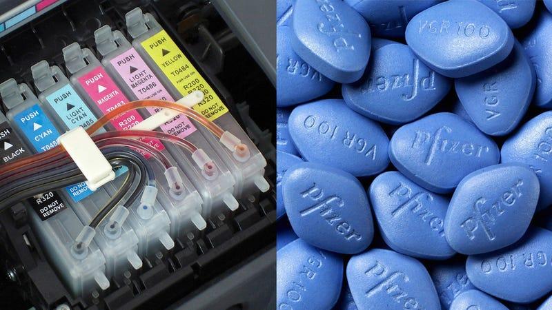 Illustration for article titled Por una vez, perdieron los grandes: la Corte Suprema ha avalado la recarga de cartuchos de tinta y el Viagra barato