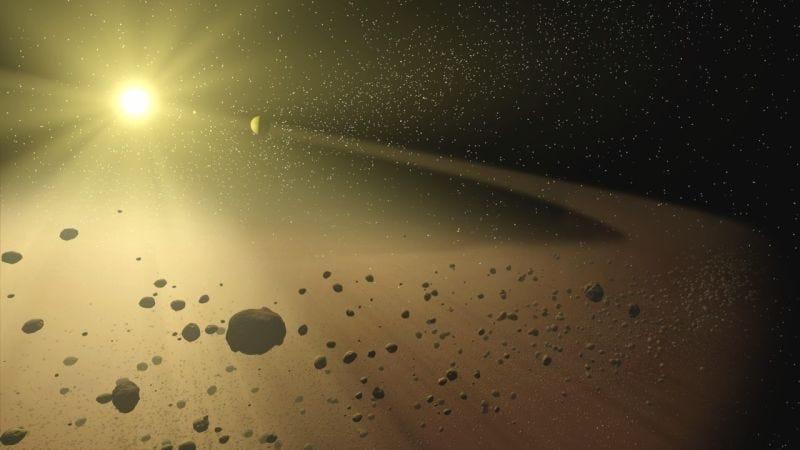 Ilustración: NASA/JPL-Caltech/T.Pyle