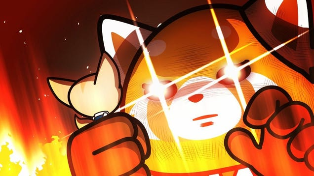 Aggretsuko Takes on a New Significance in These Extraordinary Times