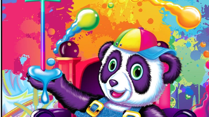 Illustration for article titled The Spirit of Lisa Frank Has Returned, and She Is Going To Tell You Your Future