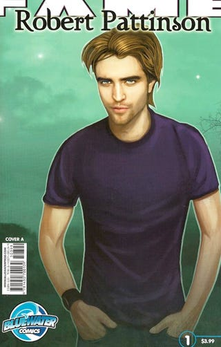 Illustration for article titled The R-Patz Comic Book Sucks The Hottie Right Out Of Him