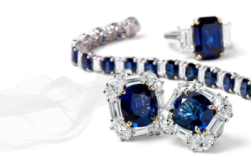 Illustration for article titled Why are sapphire jewels so old fashioned?