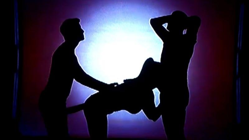 Illustration for article titled Eltűnt pornós árnyjáték-paródia a YouTube-ról