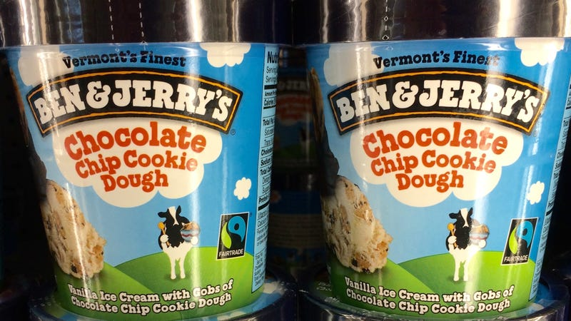 Illustration for article titled Ben & Jerry's' three new flavors push the realistic boundaries of cookie-dom