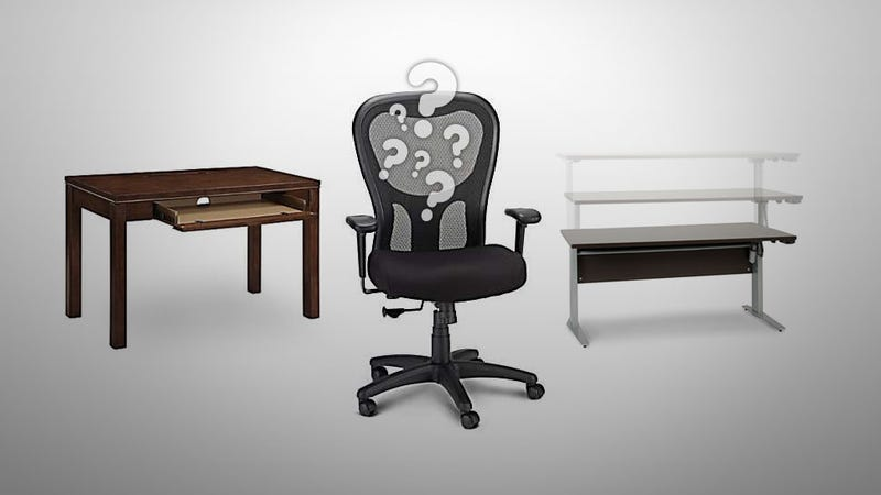 Merveilleux You Canu0027t Have A Great Workspace Without A Great Desk And Chair. While We  Know Of The Popular Options, A Lot Of Inexpensive But Awesome Office  Furniture ...