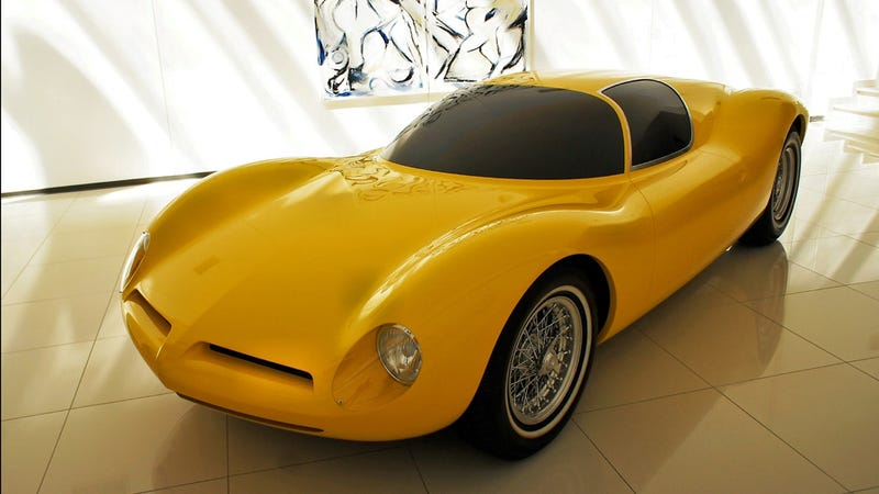 Illustration for article titled The Giugiaro Lamborghini that never was