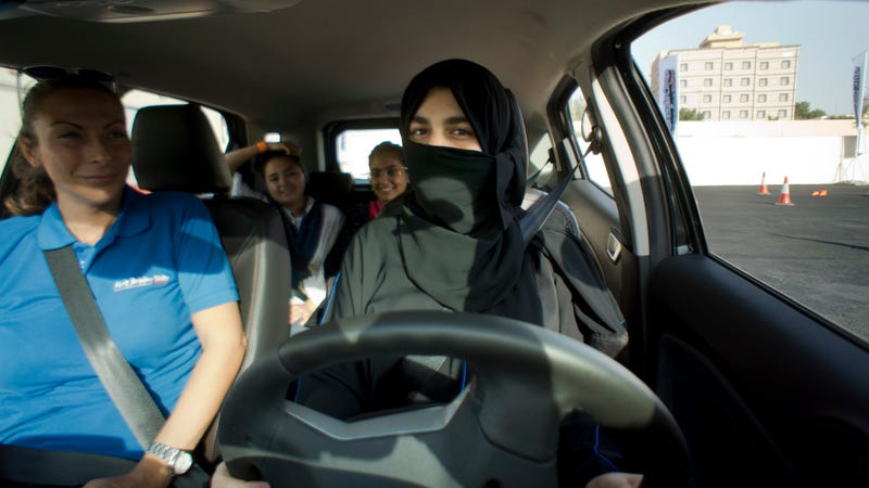 Saudi Women driving ban lifted