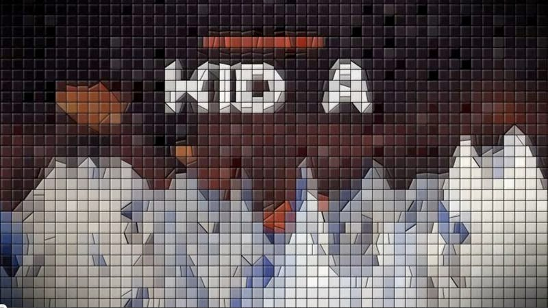 Illustration for article titled Listen to Radiohead's Kid A and OK Computer in glorious 8-bit