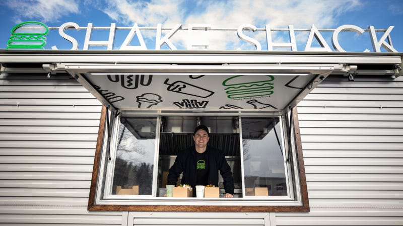 Illustration for article titled At last, good news: You can now rent a Shake Shack truck