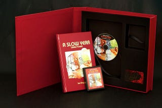 """Illustration for article titled Video Game """"Poems"""" Get a Luxurious Special-Edition Release"""