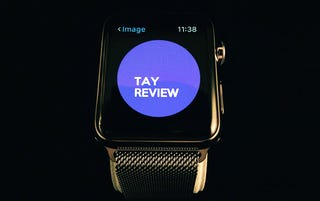 Illustration for article titled Apple Watch: The TAY Review