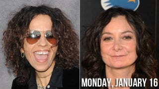 Illustration for article titled Linda Perry Accidentally Admits She Broke Up Sara Gilbert's Nine-Year Relationship