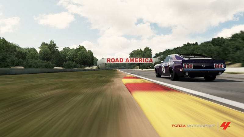 Illustration for article titled Fourza Trans-Am Round 11 In an Hour-ish