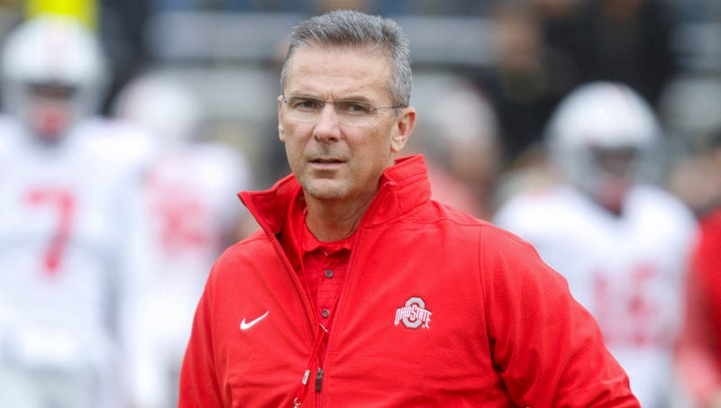 Illustration for article titled Ohio State Puts Urban Meyer On Paid Secret Coaching Leave
